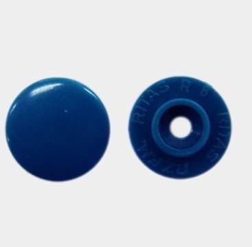 botao de pressão plastico ritas, cx com 200 unid. nº 10