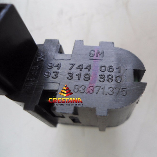 botao interruptor ar condicionado painel celta 2007 a 2010