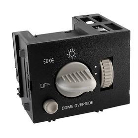 Botão Luz Silverado Chave Farol / Gmc 3.500 / 6.100 / 6.150