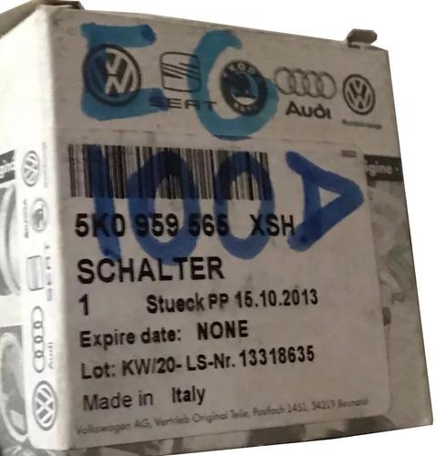 botao regulagem retrovisor passat tiguan cc 5k0959565xsh +