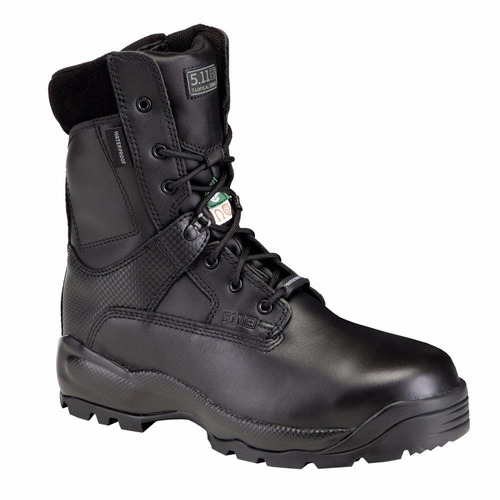 botas 5.11 shield 8  zip