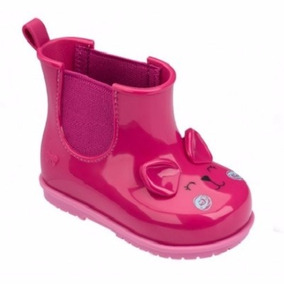 cbcef6b1a25 Galocha Bota De Plastico Melissa Botas Zaxy - Sapatos no Mercado ...