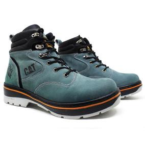 1fdb688e5ed55 Bota Sapato De Segurança Com Biqueira De Aço Amarela - Sapatos no ...