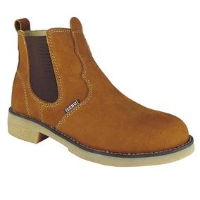 49a1798868 Botinas Zebu Bico Fino - Calçados