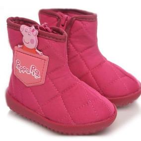6279e02c5f2 Bota Infantil Peppa Pig Rosa (peppa) Grendene Kids - Calçados ...
