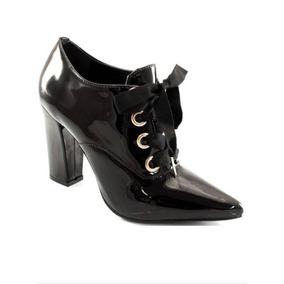 3672d85b0 Sapato Oxford Via Uno Feminino Oxfords - Calçados
