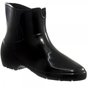 5630167246d Galochas Femininas Cano Curto Botas - Sapatos para Feminino no ...