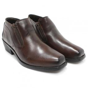 6d96c814bf Sapato Calvest Com Fivela Masculino Botas - Sapatos no Mercado Livre ...