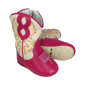 bd5626d272674 Bota Bebê Country Texana Menina Feminina Rodeio Kifofo 1813