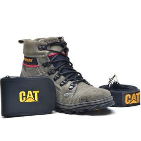 801b069e6c1 Bota Caterpillar Second Shift Boot Caf - Botas para Masculino Cinza ...