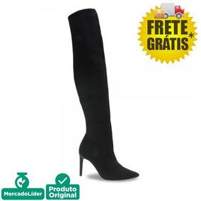 14bd0d5f6 Bota Over Knee Tanara - Botas para Feminino no Mercado Livre Brasil