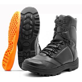 a7be0df915301 Bota Coturno Atron Shoes Militar Segurança 281 Marcas