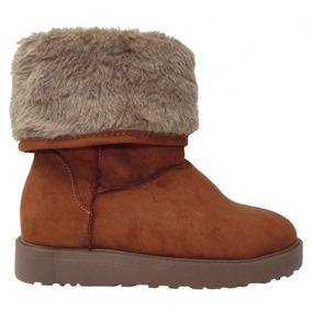 abd2bdc2f8 Macacao Feminino Camurça - Sapatos para Feminino Marrom claro no Mercado  Livre Brasil