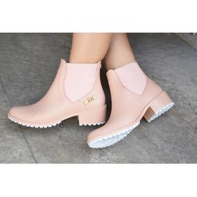 610594da001 Melissa Da Wanessa Camargo - Botas De Cano Curto - Sapatos para ...