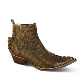 e7b780c71c Botina Zebu Bico Fino - Sapatos no Mercado Livre Brasil