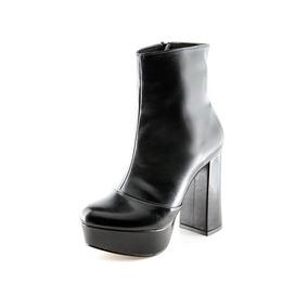 a779ef7fc Katuxa Calçados Botas De Cano Curto Feminino - Calçados
