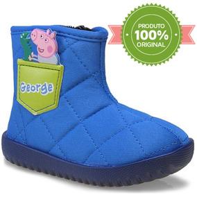 e6995087d07 Bota George Pig 21 Grendene - Sapatos no Mercado Livre Brasil