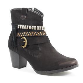 c6be167c72 Bota Cano Curto Creme Camurca Botas Dakota - Sapatos no Mercado ...