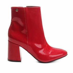 2cb4fcf2e Salto Bico Redondo Botas - Sapatos para Feminino no Mercado Livre Brasil