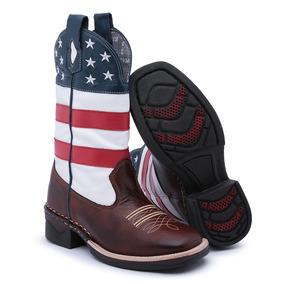 be1b68200bc77 Botas Texanas Cano Branco Masculino - Sapatos no Mercado Livre Brasil