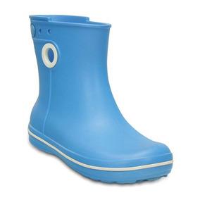 6232f12d4e2 Galocha Crocs Azul - Sapatos no Mercado Livre Brasil