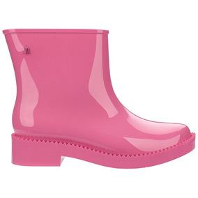 60565cef152 Galocha Bota De Plastico Melissa Feminino Botas - Calçados