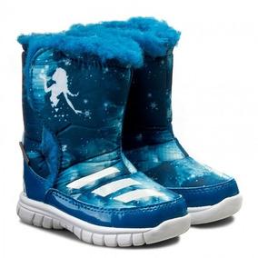 ee838ca3b95 Bota adidas Disney Frozen Mid - Infantil Nº 19