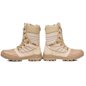 14aad11aea Coturno Militar Camuflado Deserto - Botas para Masculino Palha no Mercado  Livre Brasil