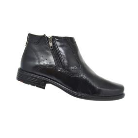 2eb22bc0d2 Sapato Pegada Anilina Em Couro Mulher Botas - Sapatos no Mercado ...