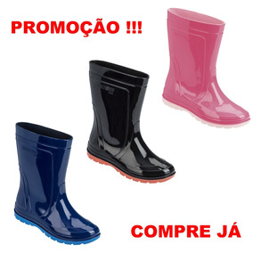72bfe1f4dc0 Bota Infantil Homem De Ferro Galochas Botas no Mercado Livre Brasil