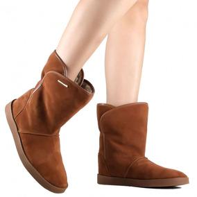 b5c4bfdd9 Botas Femininas Com Pelo Dentro Da Cravo E Canela - Calçados, Roupas e  Bolsas no Mercado Livre Brasil