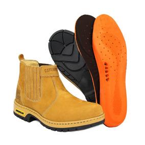 5048b0be1 Botina Zelão Com Palmilha Em Gel - Sapatos no Mercado Livre Brasil