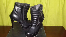 Zapatos Celestes Zara Zapatos Negro en La Rioja en Mercado