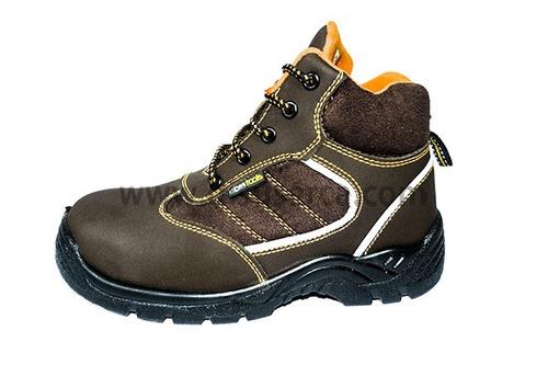 botas abratools marron