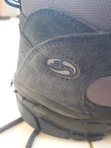 botas acadia usadas