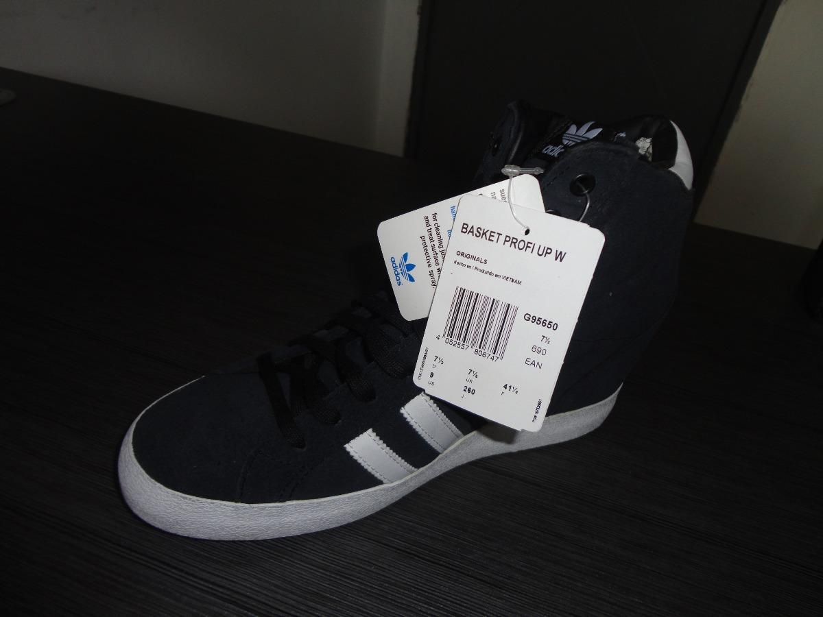 on sale 3ab07 bb7ec adidas basket profi up mujer