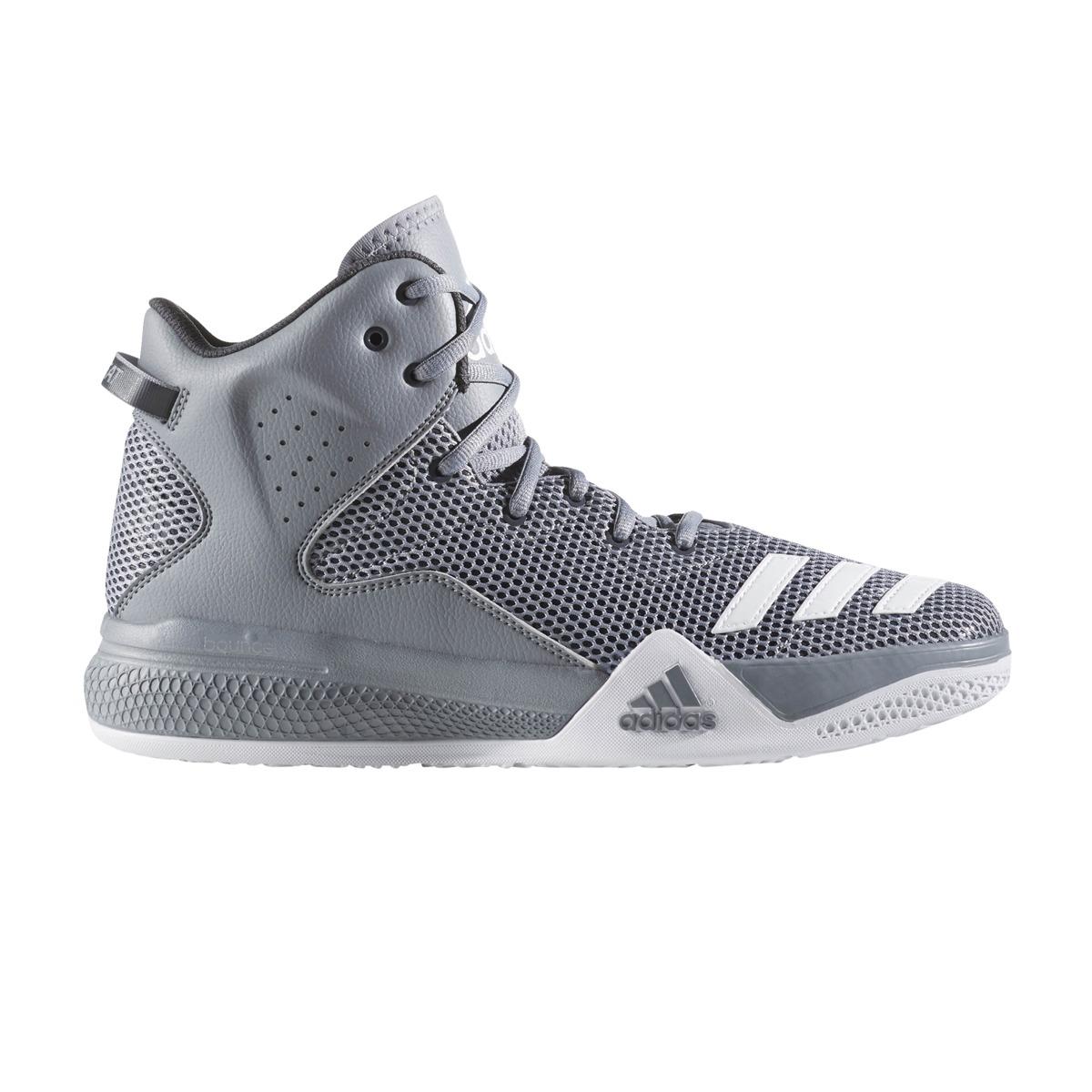 Dt Adidas Bball Mid Gogo Basketball Hombre Botas OTiukZPX