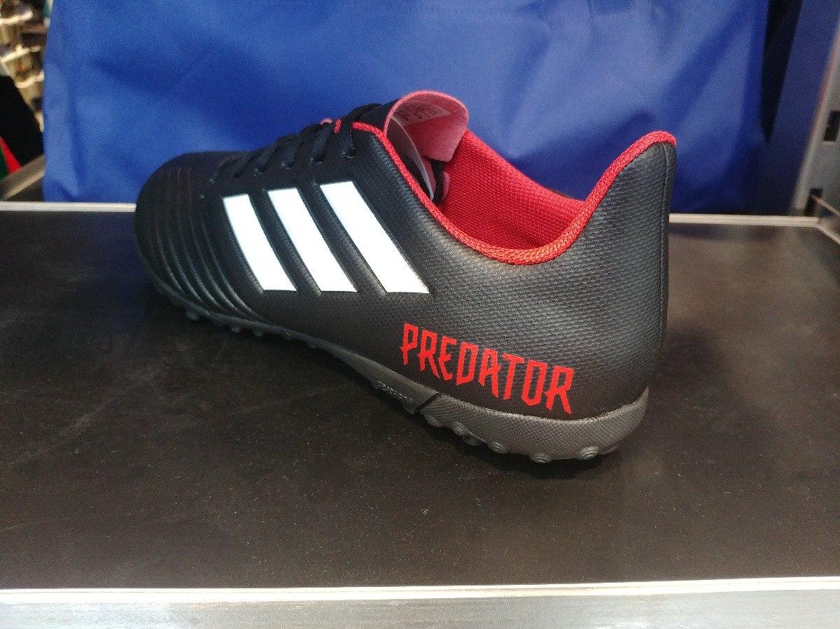 botas adidas predator turf negros rapido originales a meses. Cargando zoom. 7dbf0566ca335