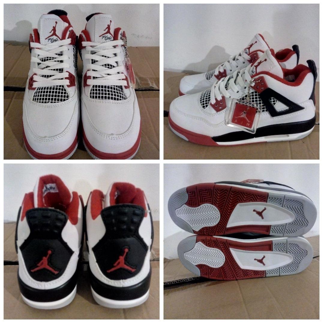 bd8ed064507 Botas Air Jordan Retro Unisex *** Tallas 35 A La 40 *** - Bs. 35.000 ...