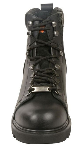 botas al tobillo milwaukee p/hombre d/cuero c/agujetas us9.5