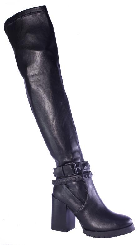 descuento especial de ropa deportiva de alto rendimiento excepcional gama de estilos y colores Botas Altas Bucaneras Mujer Botitas Moda 2018 Tops Zapatos