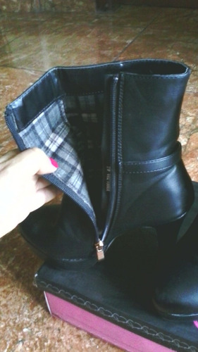 botas altas damas