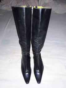 955efdcbcd Botas De Vestir Altas Para Dama - Zapatos en Mercado Libre Venezuela
