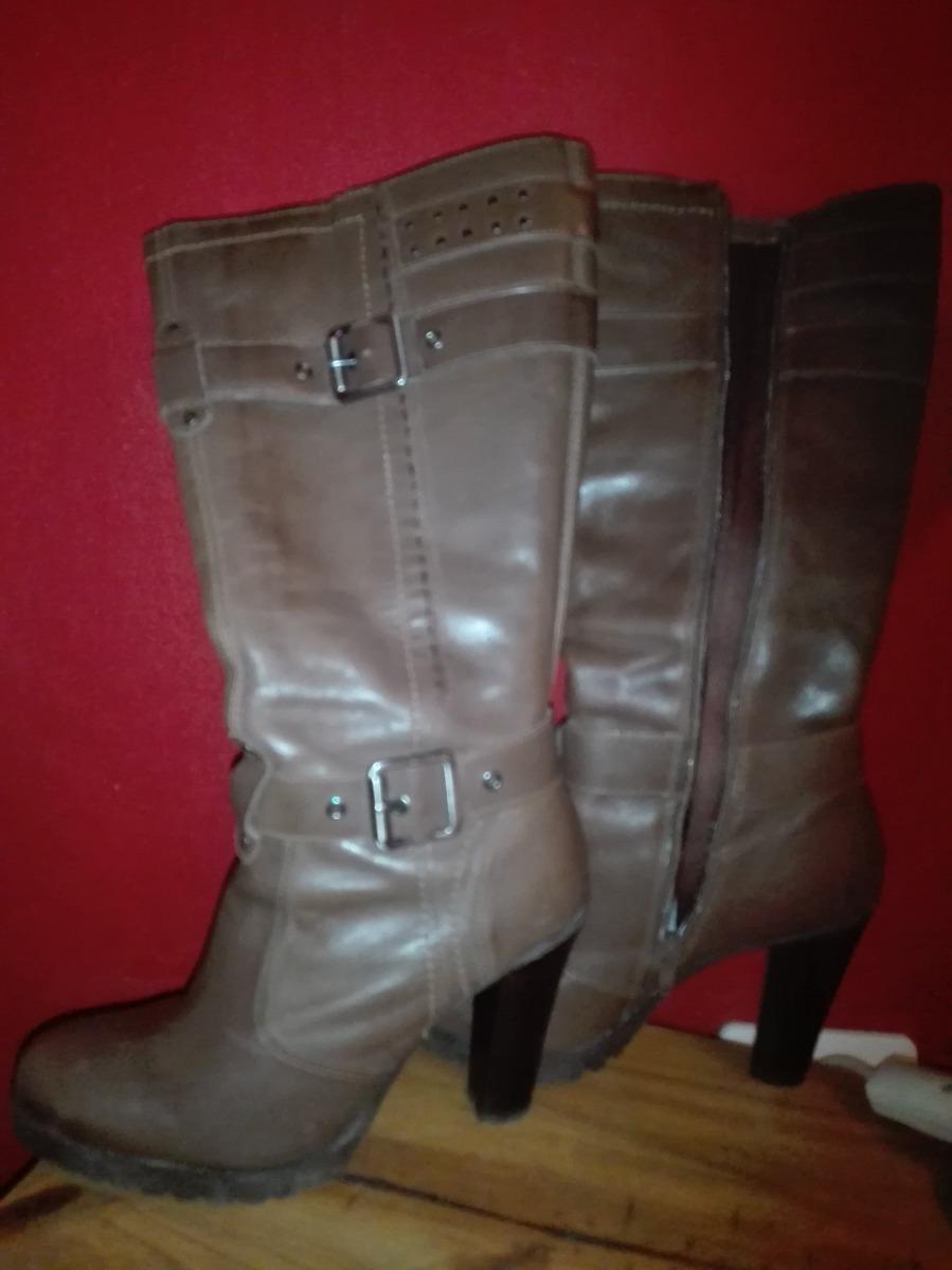 95a45244e botas altas de mujer - marrón claro - 36. Cargando zoom.