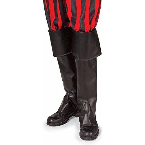 botas altas de pirata