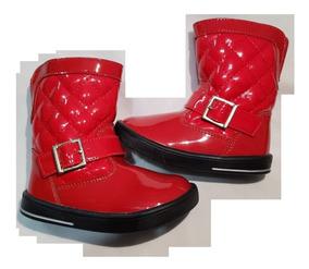 ad340ea0 Botines Camila Sodi - Zapatos Rojo en Mercado Libre México