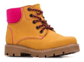 Bota Color Vino Botas Timberland Zapatos para Niñas en
