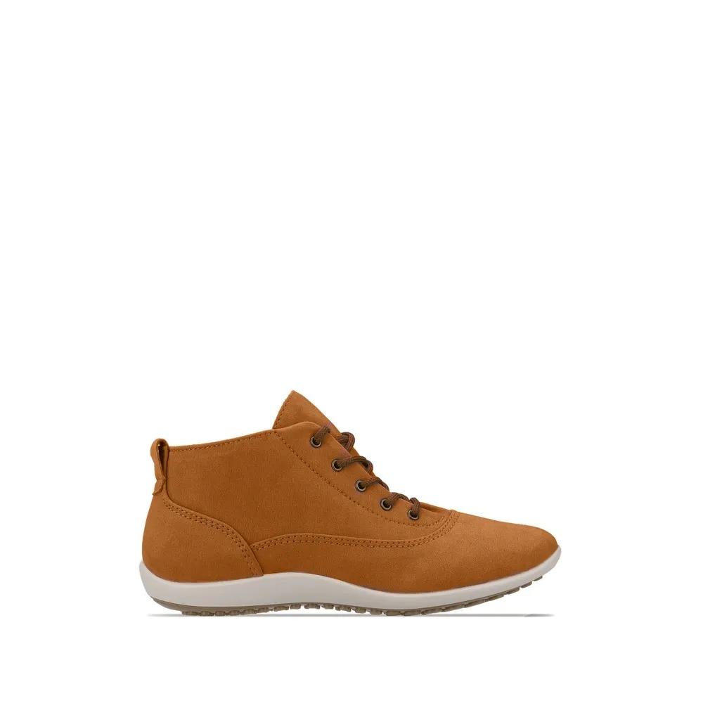 bfcc6214324 botas andrea para dama color cafe tipo ankle boot 2397329. Cargando zoom.