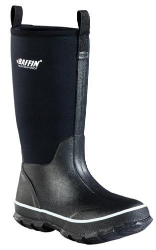 botas baffin meltwater junior impermeables negras talla 4