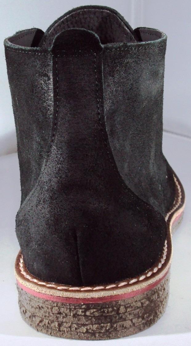 d841df94 botas borcegos botinetas de hombre en gamuzón riot art 203. Cargando zoom.